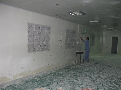 彩鋼板安裝施工