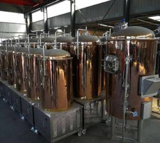 如何维护精酿啤酒设备?