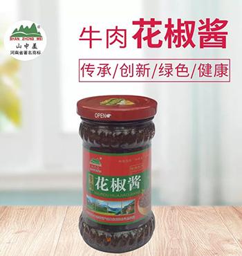 牛肉花椒酱
