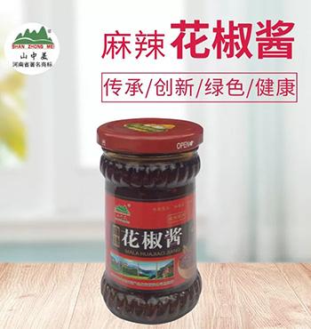 麻辣花椒酱