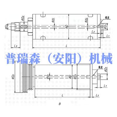 SPG系列 工件主軸