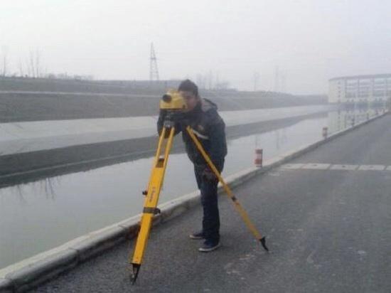 南水北调水准测量项目