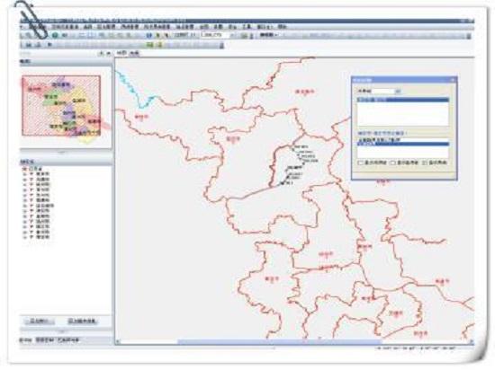 行政区域界线测绘