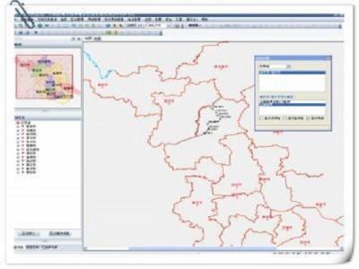 行政區域界線測繪