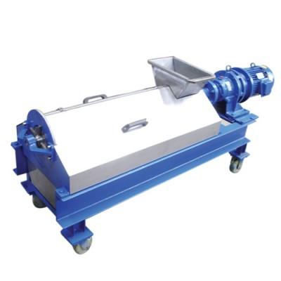 发酵的粘滑物质压榨机