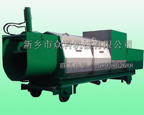 水葫蘆壓榨機
