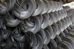 碳钢绞龙叶片