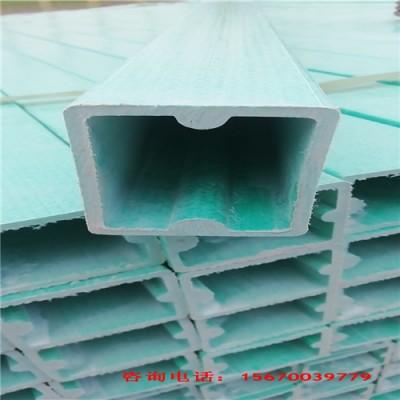 【新品】玻璃钢加强方管河南滑县玻璃钢厂家