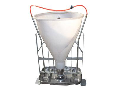 干湿下料器