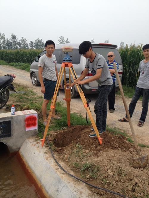 获嘉县亢村镇E级GPS控制网测量项目