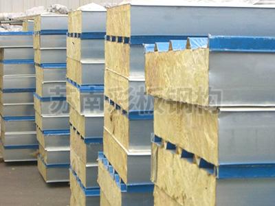 复合板(岩棉,玻璃棉)