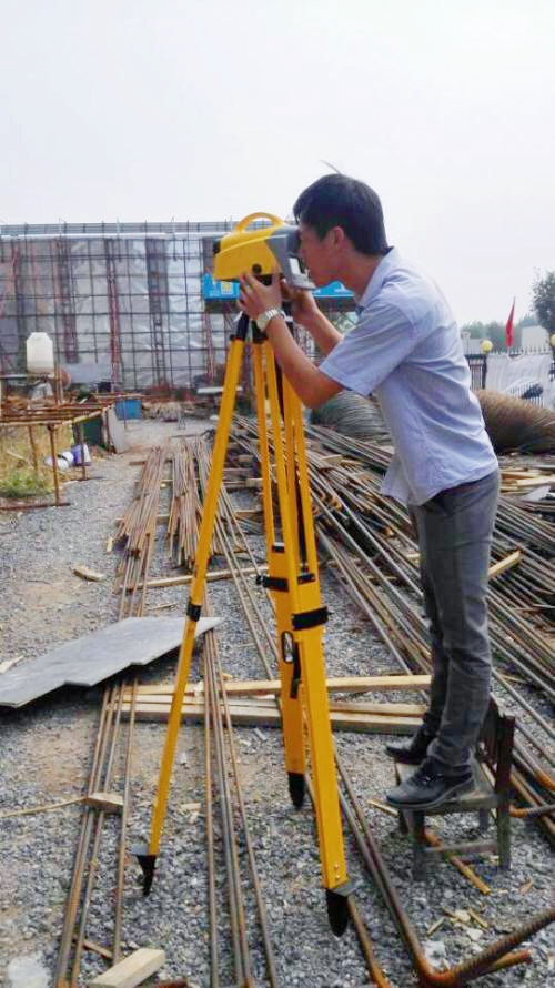青龙市政办公大楼沉降观测项目