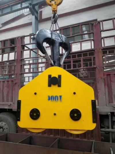 100吨三角吊钩