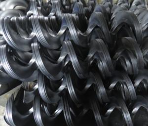 锰钢绞龙叶片