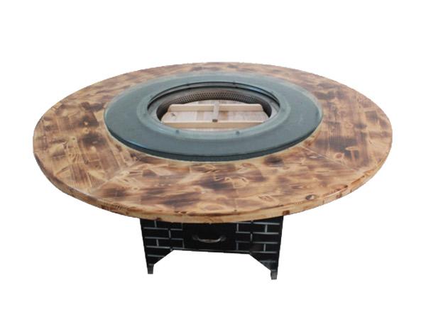 鐵鍋燉灶台