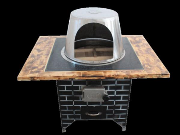 地鍋燉灶台