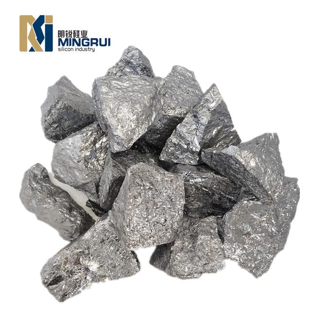 metallic silicon