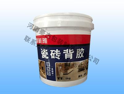 建筑胶水桶