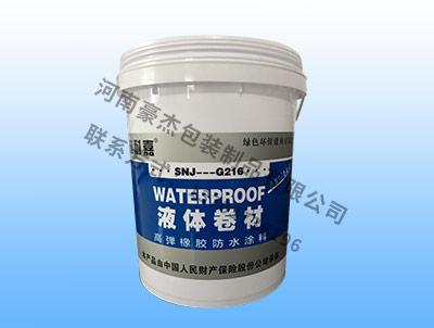 防水材料桶