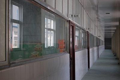 Workshop visit corridor