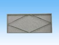 初效板式铝框过滤网