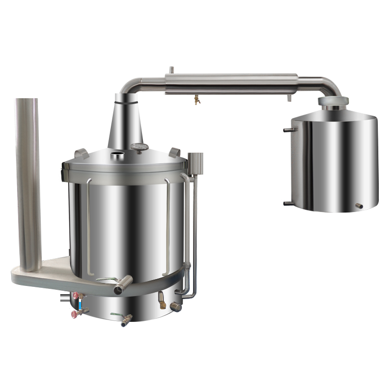 家庭型锅炉蒸汽式酿酒设备