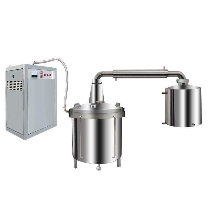商用電加熱錐底釀酒設備