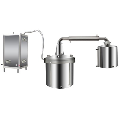 商用天然氣 液化氣平底釀酒設備