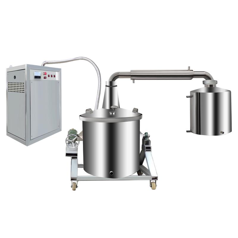 商用電加熱翻轉釀酒設備