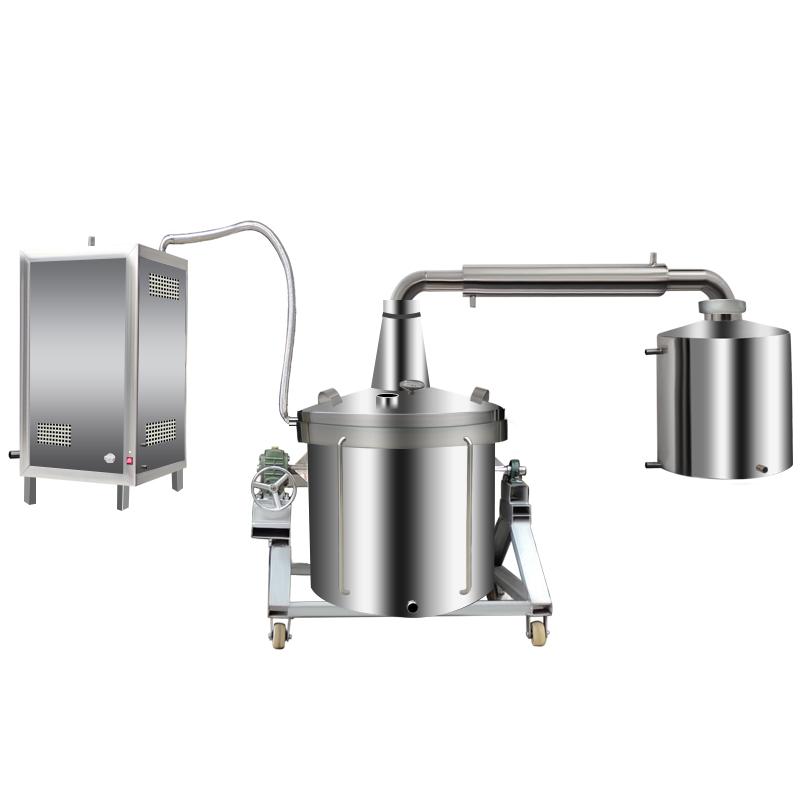 商用天然氣 液化氣 翻轉釀酒設備