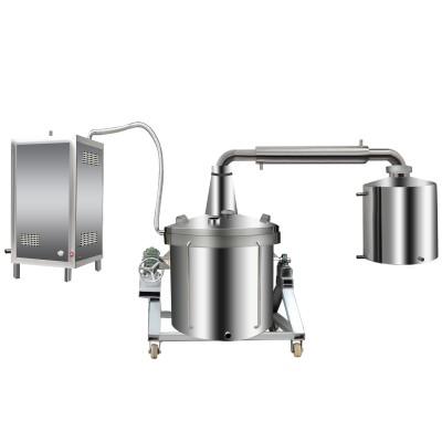 商用天然气 液化气 翻转酿酒设备