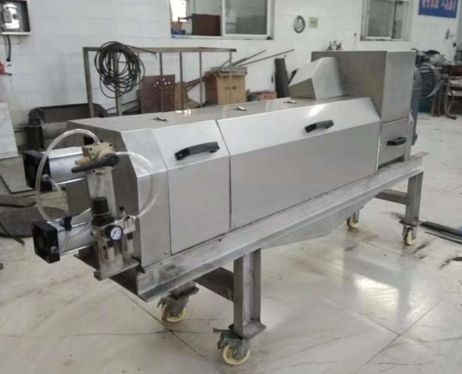 全不鏽鋼材質壓榨機