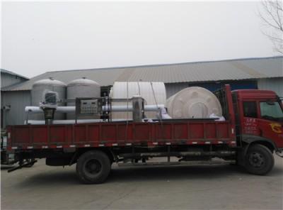 纯水机组 鹤壁兆兴保温材料公司