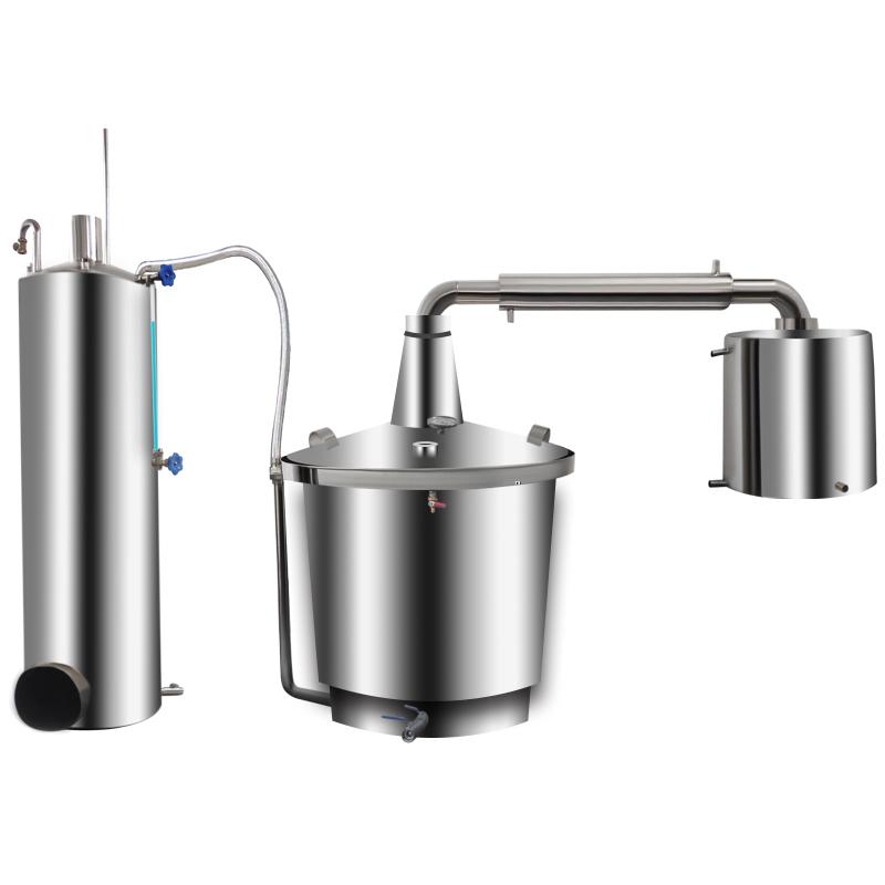 家用燃煤錐型鍋爐釀酒設備