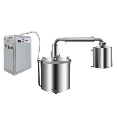 商用电加热平底酿酒设备