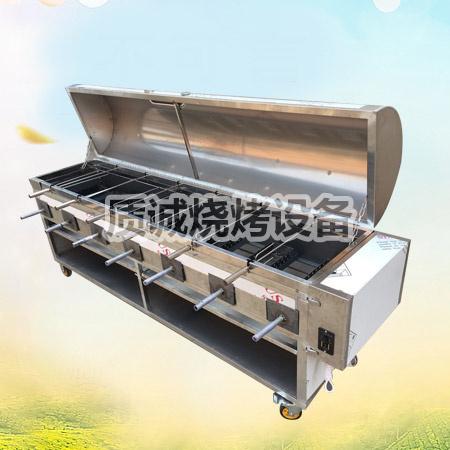 烧烤炉设备