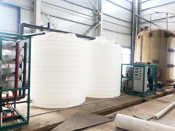 水处理设备水箱