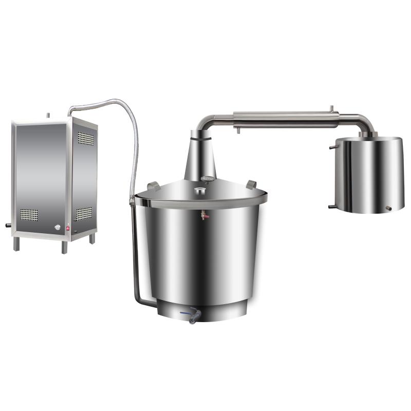 家用天然气 液化气 锥型锅体酿酒设备