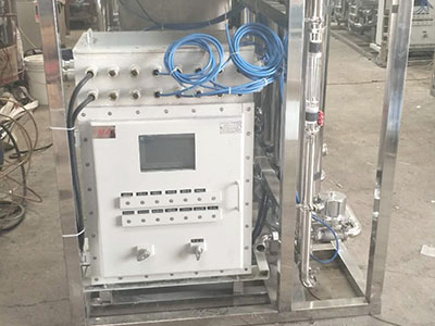 煤矿矿井水处理设备