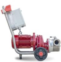 橡胶叶轮泵