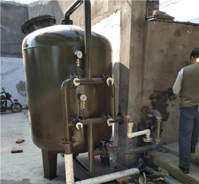 井水净化设备 安阳盒燕宾馆