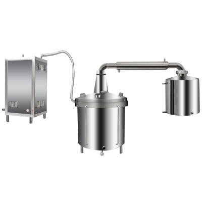 商用天然气 液化气 锥底酿酒设备