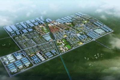 黄河滩区封丘居民迁建工程