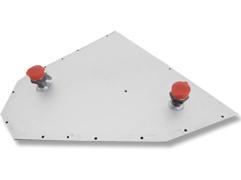 板翅式冷板
