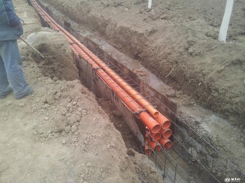 原阳建设路电缆辐射工程(电力)