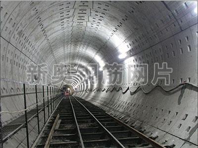 隧道钢筋网