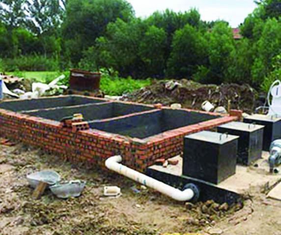 乡村一体化智能污水处理设备
