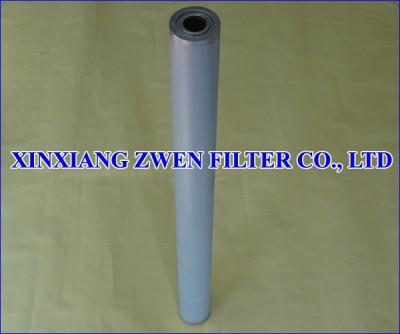 Ti Sintered Powder Filter Element