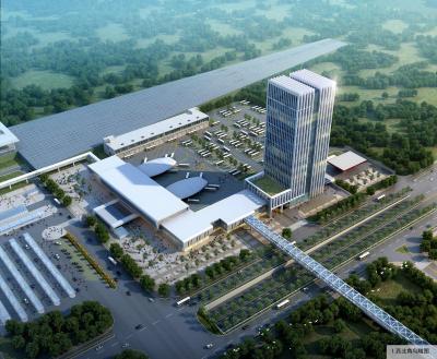许昌市零距离换乘枢纽中心汽车站项目