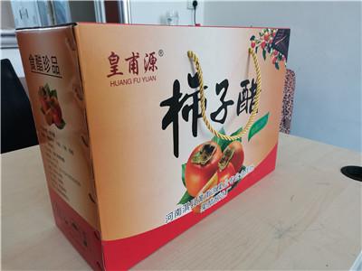 柿子醋纸箱